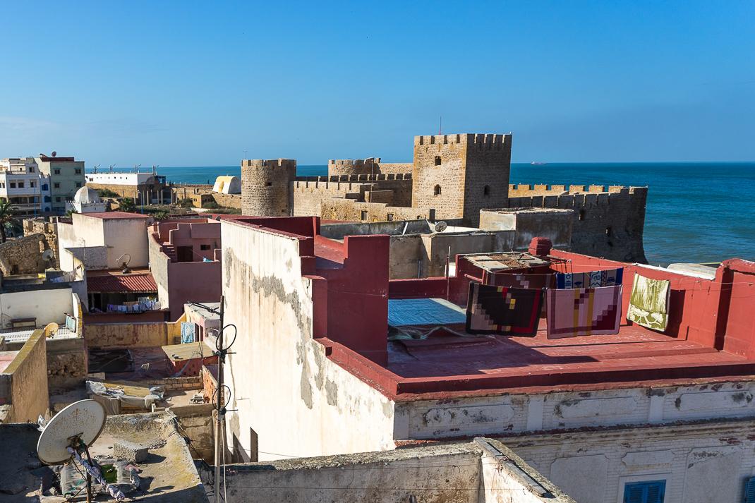 Safi Castle Ocean View