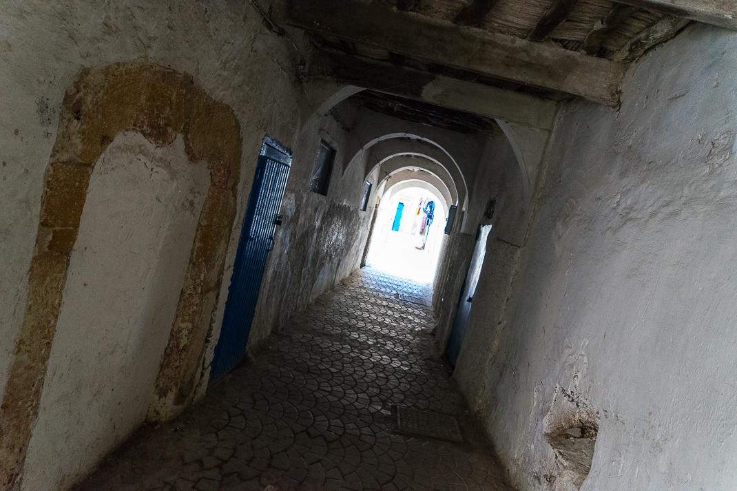 Safi Medina Covered Walkway