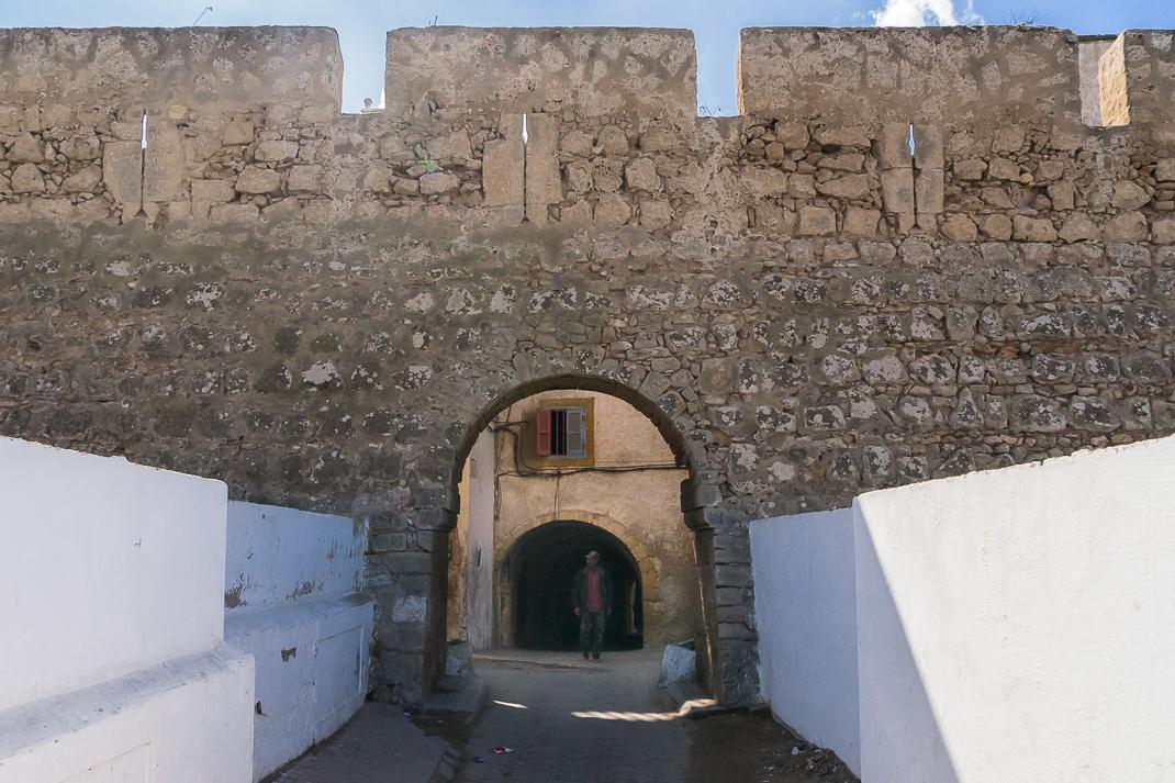Safi Medina Fortress Entrance