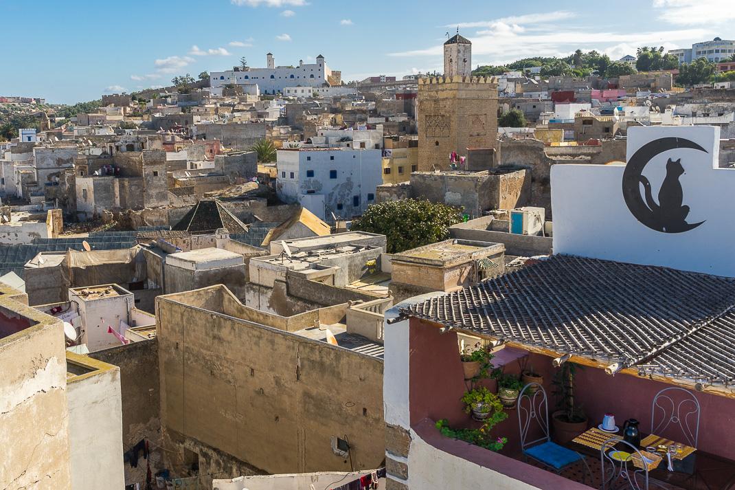 Safi Medina Rooftop View