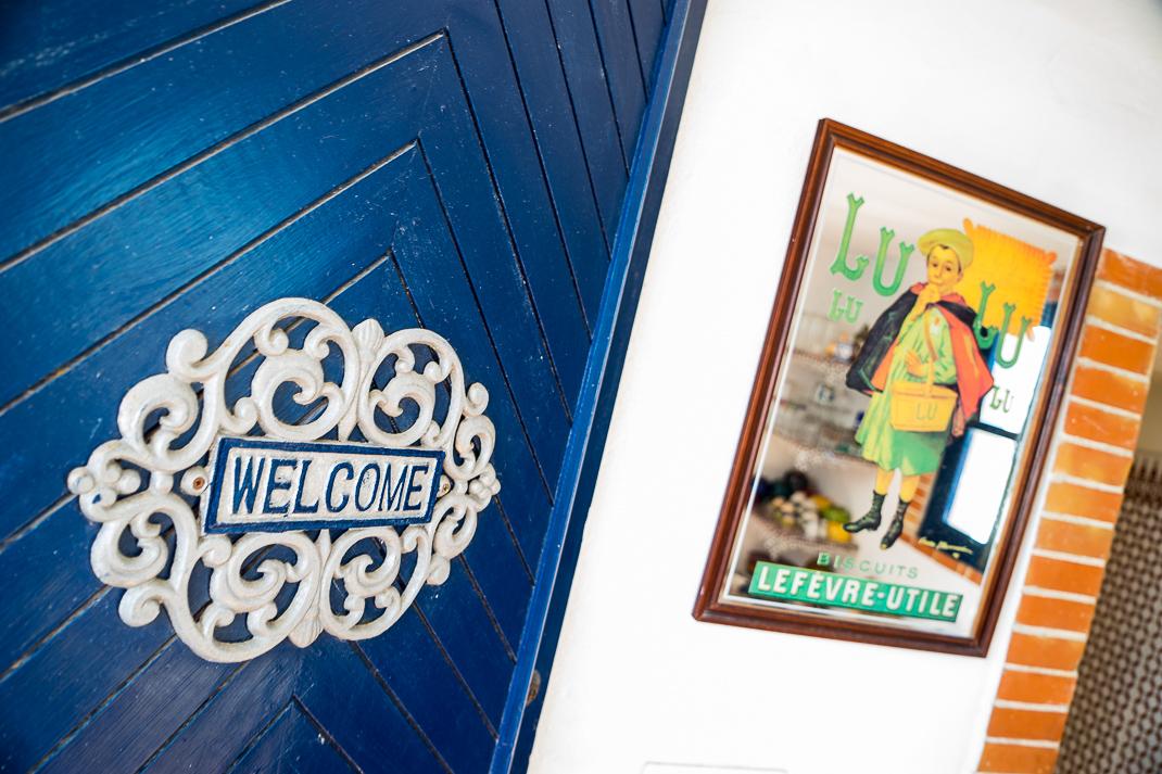 Safi Riad Cheval Blanc Entrance