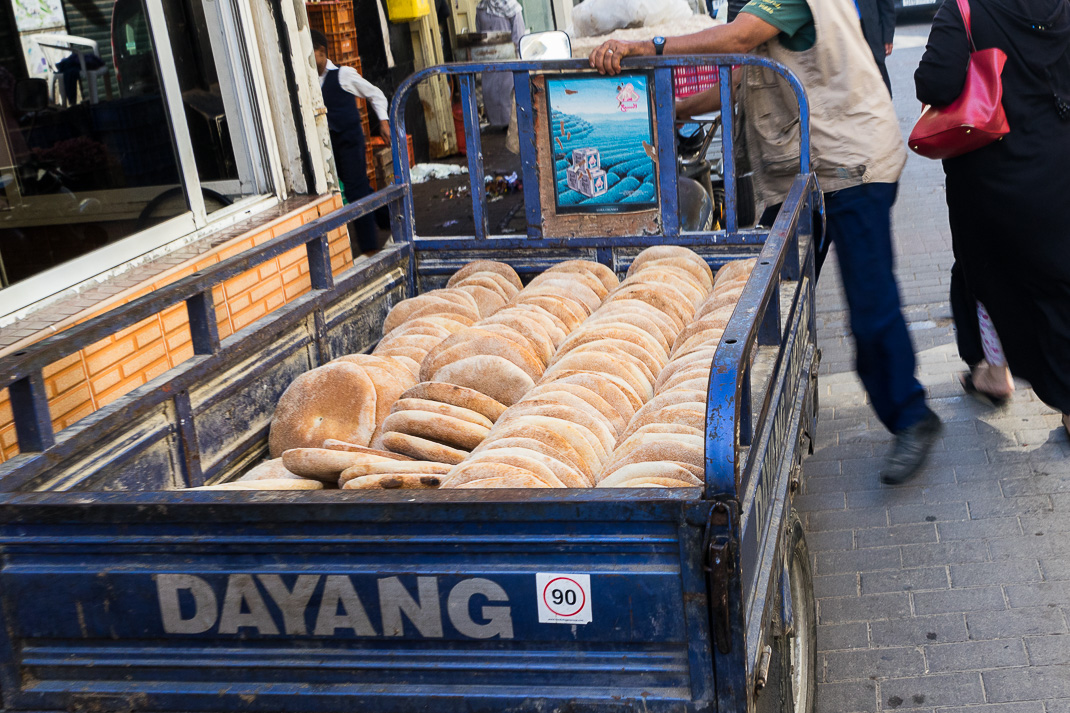 Tangier Bread Truck Delivery