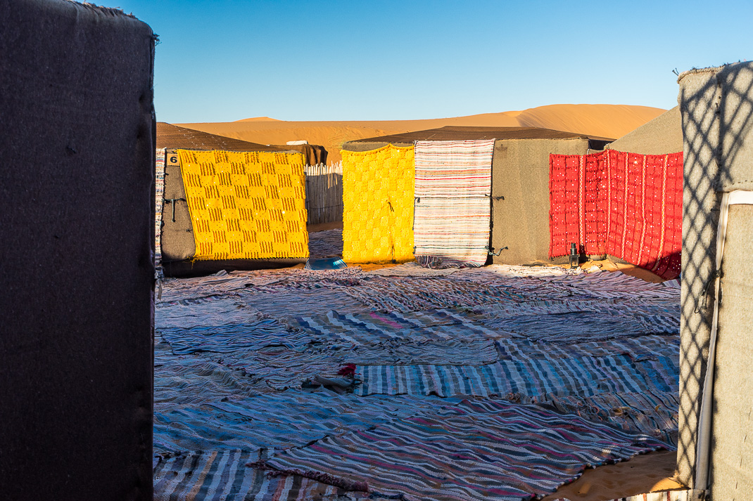 Sahara Desert Tour Berber Camp