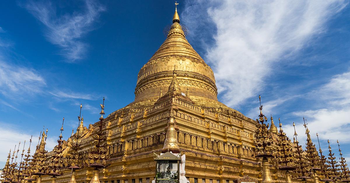 Image result for shwezigon pagoda